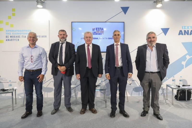 Στα 4 δισ. ευρώ η ενίσχυση της καινοτομίας μέσω του νέου ΕΣΠΑ 2021-2027