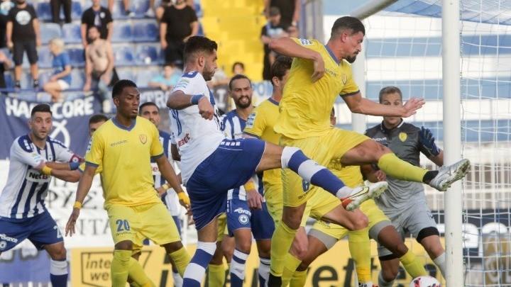 Ο Παναιτωλικός έφυγε νικητής με 2-1 από το Περιστέρι
