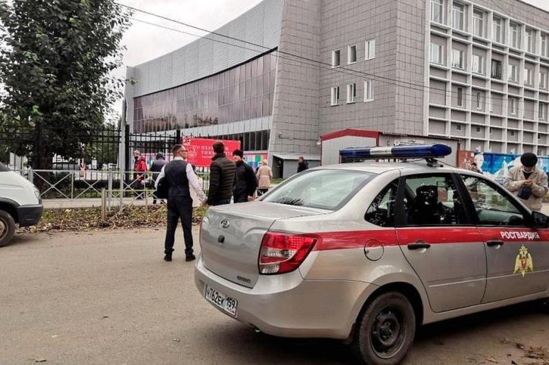Ρωσία: 8 νεκροί από επίθεση σε πανεπιστήμιο