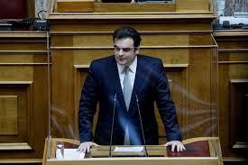 Κυρ. Πιερρακάκης: Η Ελλάδα τους τελευταίους μήνες διάγει τη δική της