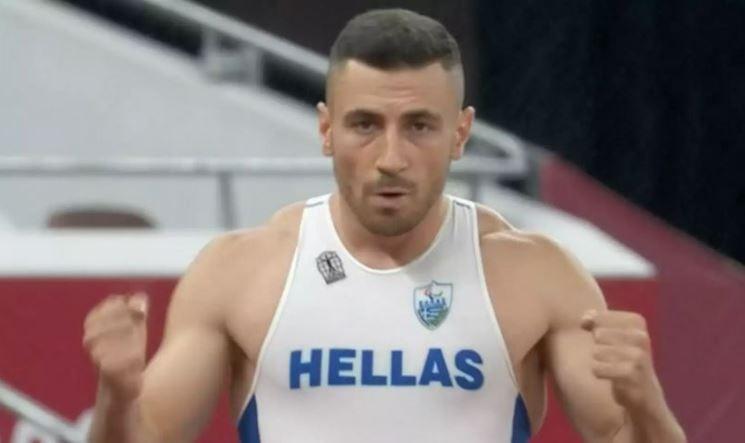 """Παραολυμπιακοί Αγώνες: """"Ασημένιος"""" ο Προδρόμου στο μήκος"""