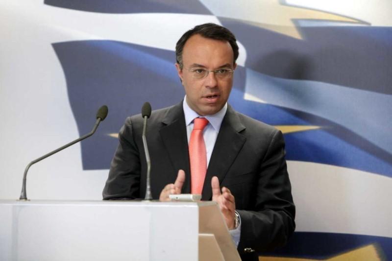 Χρ.Σταϊκούρας: Μειώσεις φόρων και ασφαλιστικών εισφορών από το 2022