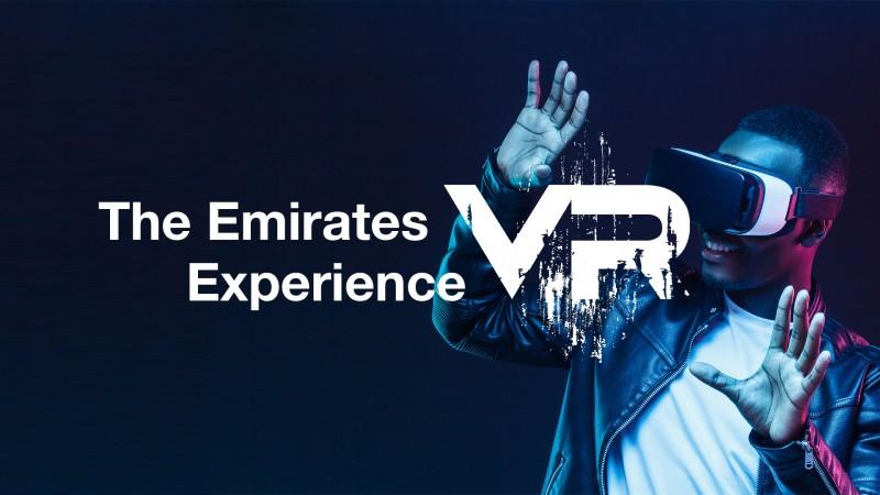 Emirates: Eγκαινιάζει την πρώτη εφαρμογή εικονικής πραγματικότητας