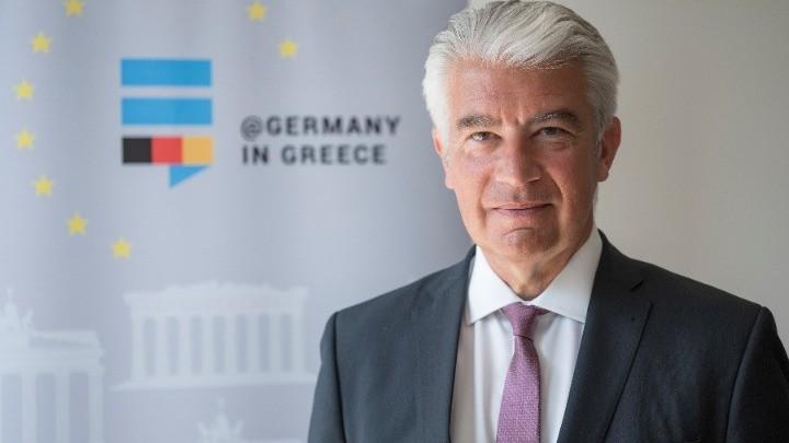 Ερνστ Ράιχελ: Τώρα είναι η μεγάλη ευκαιρία για την Ελλάδα