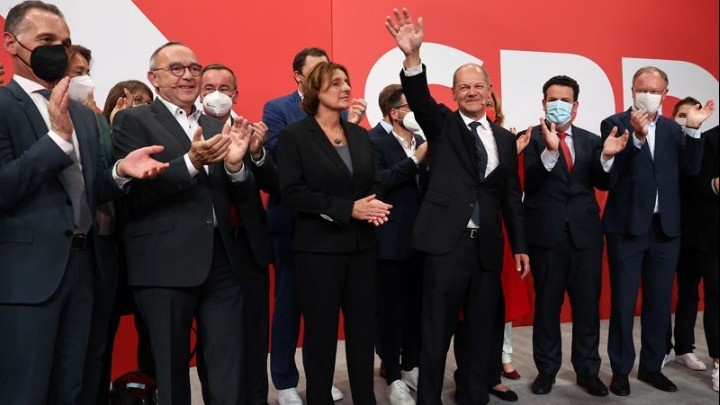 Γερμανικές εκλογές: Eπικρατούν οι Σοσιαλδημοκράτες (SPD) με το 25,7% των ψήφων