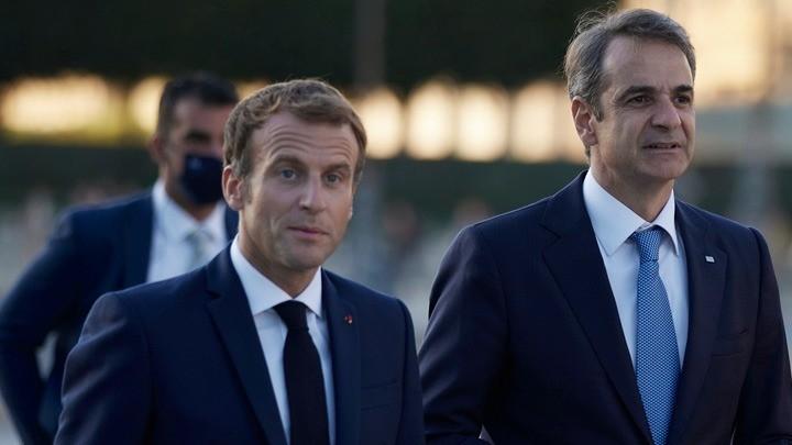 Εμβάθυνση των σχέσεων Ελλάδας - Γαλλίας