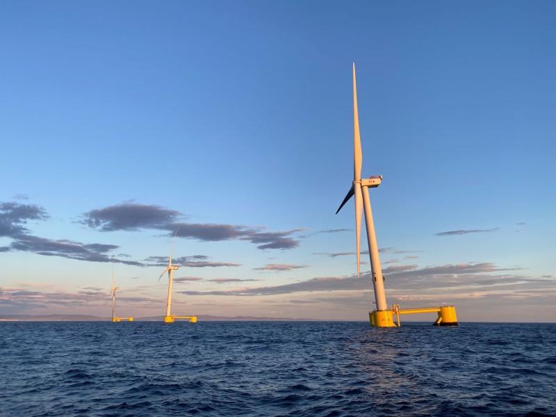 WindFloat Atlantic: Πάνω από 75 GWh κατά το 1 έτος λειτουργίας του