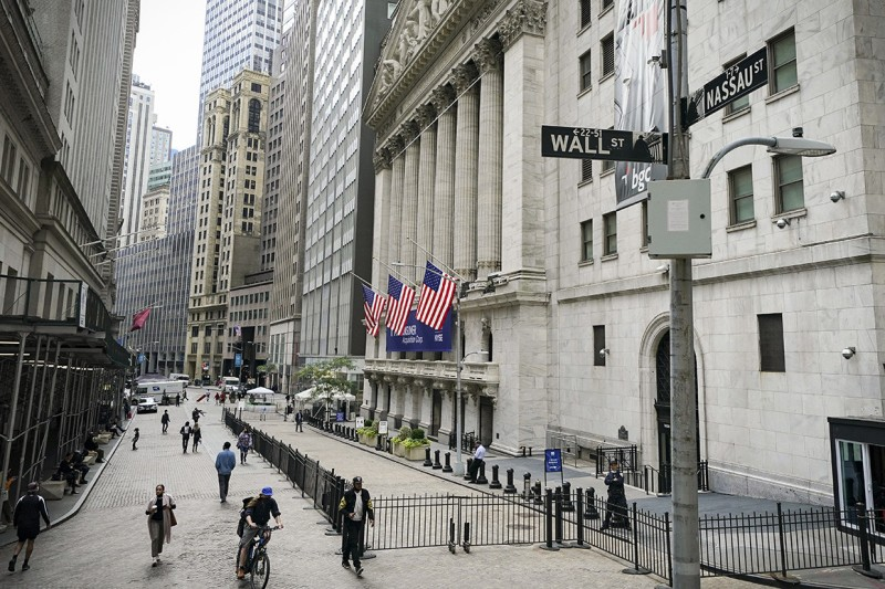 Νέα Υόρκη: Μικτά πρόσημα και χωρίς πυξίδα η αγορά, λόγω ανησυχιών για τον πληθωρισμό