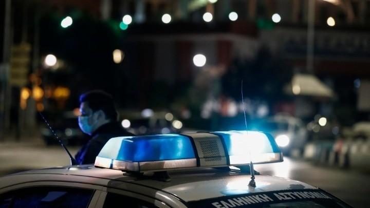 Καταδίωξη οχήματος με πυροβολισμούς στον Αγ. Παντελεήμονα