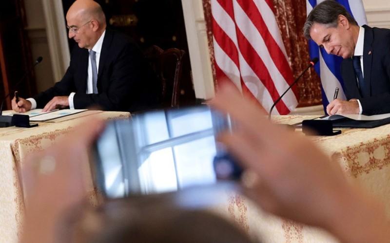 ΥΠ.ΕΞ: Τι προσφέρει στην Ελλάδα η νέα αμυντική συμφωνία με ΗΠΑ