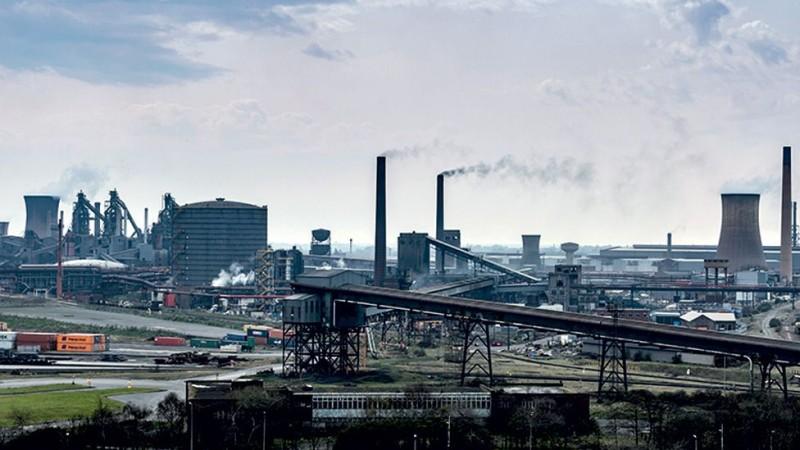 Βρετανία: Οι βιομηχανίες χάλυβα προειδοποιούν για κρίση