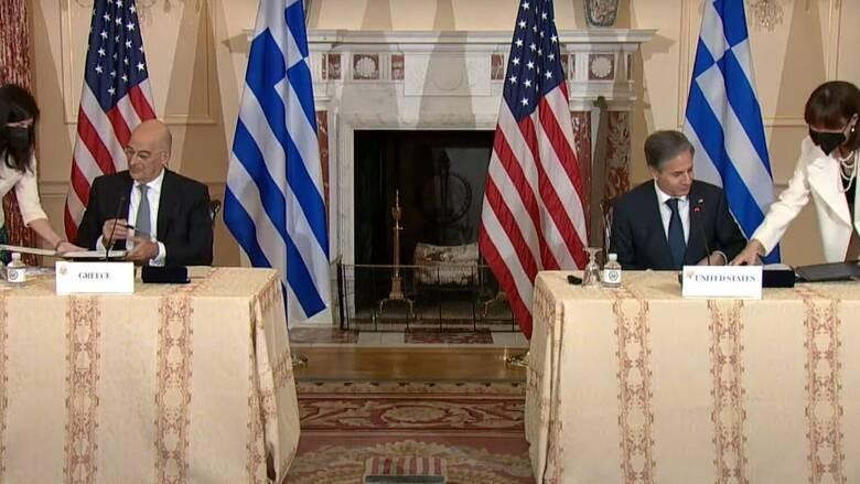 Στέιτ Ντηπάρτμεντ: Υπεγράφη η νέα ελληνοαμερικανική αμυντική συμφωνία