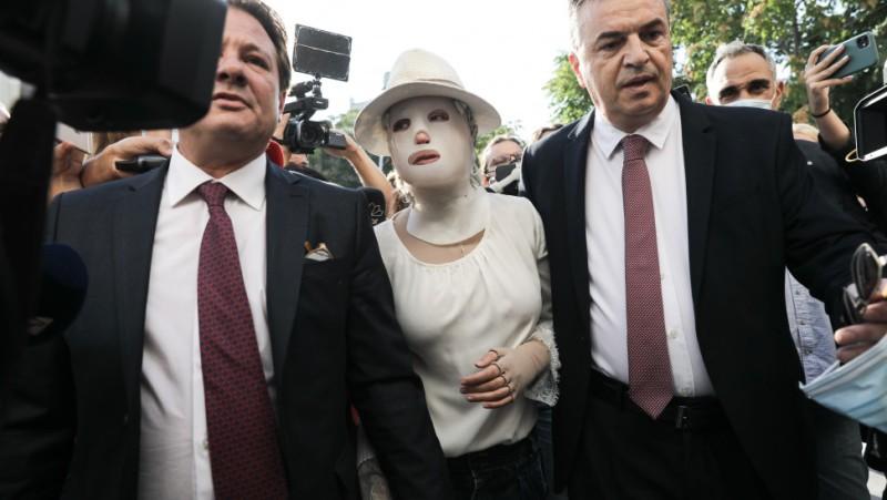 Επίθεση με βιτριόλι: Σήμερα η απολογία της 37χρονης