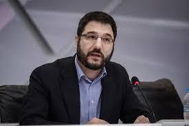Ηλιόπουλος: Αύξηση κατώτατου μισθού και μείωση ειδικών φόρων κατανάλωσης