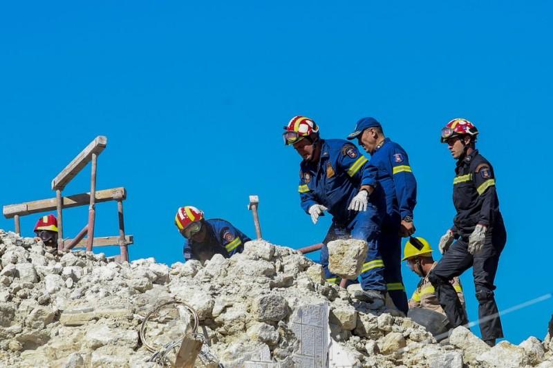 ΥΠΟΙΚ: Άνοιξε η πλατφόρμα arogi.gov.gr για τους σεισμόπληκτους στην Κρήτη