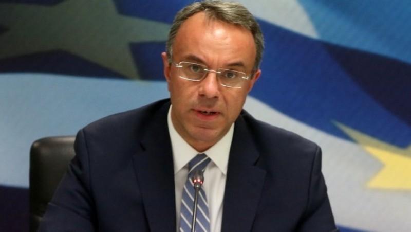 Χρ. Σταϊκούρας: Οι στόχοι της κυβέρνησης για