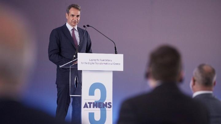 Κ. Μητσοτάκης: Ψήφος εμπιστοσύνης στην Ελλάδα η επένδυση της Lamda Hellix