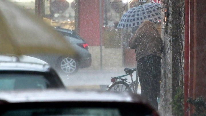 Ισχυρές βροχές και καταιγίδες σήμερα λόγω του «Μπάλλου»