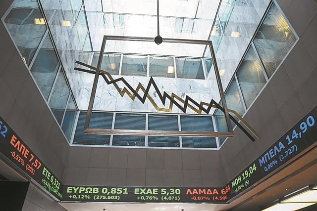 ΧΑ: Ανοδική αντίδραση για το ελληνικό χρηματιστήριο